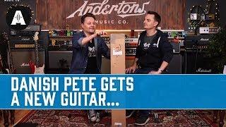 Danish Pete Gets a New Guitar...