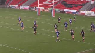 London Broncos vs Doncaster Highlights Jan 2019
