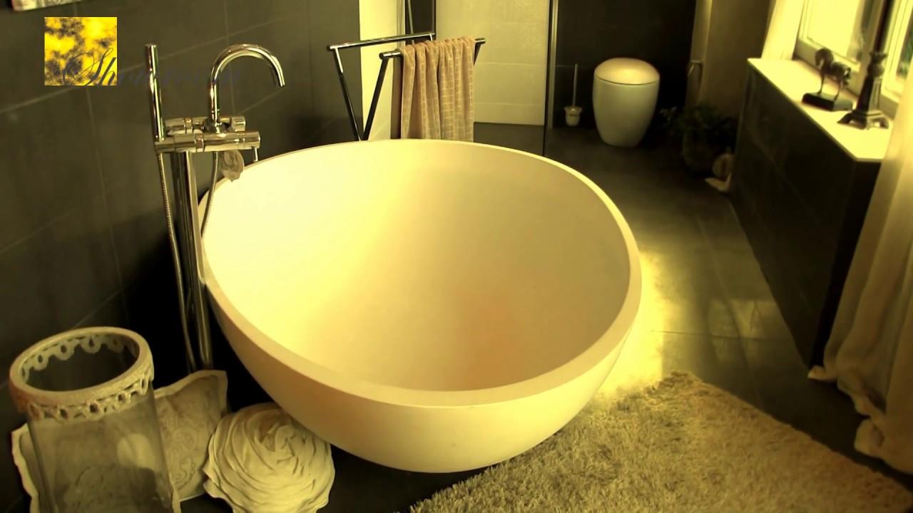 Alves italienischer Baddesign Showroom in der Region Hannover. - YouTube
