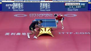 2016  China Open (MS-SF1) MA Long  - ZHANG Jike [Full Match/Chinese | HD1080p]