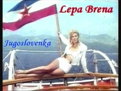 Slavic Music Yugoslav Diva Lepa Brena Jugoslovenka Youtube