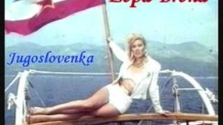 SLAVIC MUSIC: Yugoslav Diva Lepa Brena - Jugoslovenka