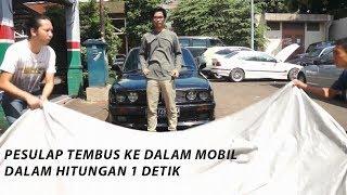 Sulap Orang Nembus ke Dalam Mobil - abracadaBRO Magic Prank Indonesia