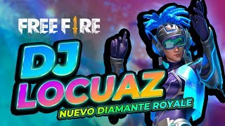 🎶🎵¡NUEVO DJ DE FREE FIRE!🎵🎶