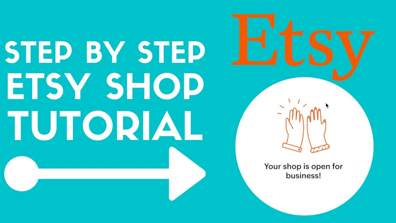 How To Start An Etsy Shop For Beginners 2020 | Etsy Store Setup Tutorial