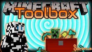 Minecraft | TOOLBOX MOD | Sorenus Mods 198