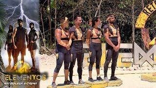 ¡El equipo Fitness y sus problemas! | Reto 4 Elementos, segunda temporada