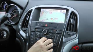 Opel Astra Sports Tourer Infotainment