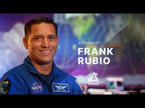 Meet Artemis Team Member Frank Rubio