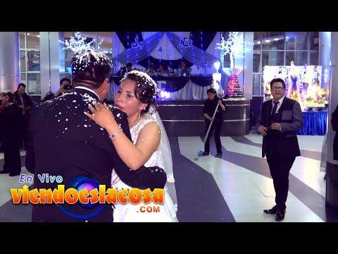VIDEO: ALEX RIVAS E INKÓGNITO - Boda Jorge Luis y Nicole (Somos Novios ¡En VIVO!) - WWW.VIENDOESLACOSA.COM