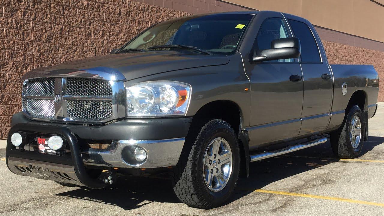 2008 Dodge Ram 1500 St 4wd U Guard Bull Bar Tow Pkg