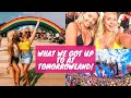 WHAT TOMORROWLAND 2018 IS REALLY LIKE | VLOG