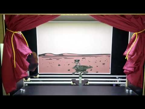 Robot Puppet Theatre - xkcd: Spirit