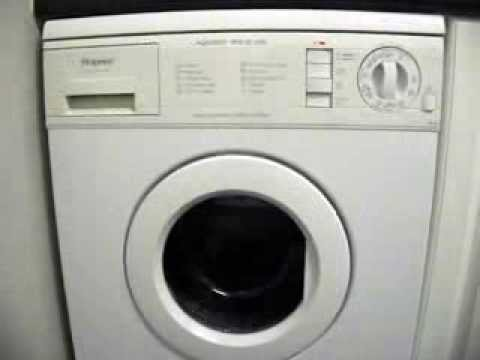 Restored Hotpoint Wm25 Rinse And Final Spin 1000rpm Youtube
