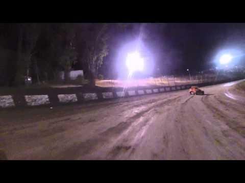 Ryan Diatte Santa Maria Speedway 6-21-14 CDCRA Dwarf cars