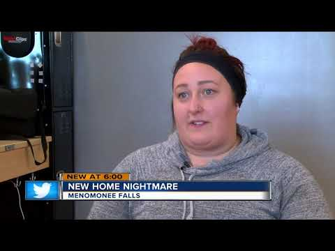 New home owners fall into nightmare after renovator wasn't paid before purchase