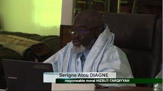 Allocution de bienvenue Serigne Atou Diagne: Ouverture Séminaire du Comité Scientifique du CCAK