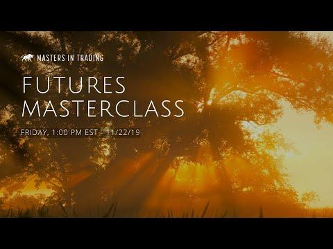 INVITATION - Futures MasterClass - How To Trade Futures | Thinkorswim | Relative Value Trading