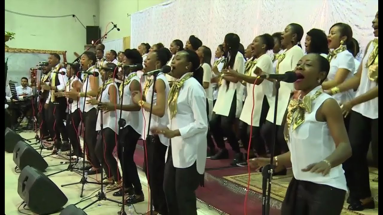"""Download Joyous Celebration- """"Opening medley""""- AAME (Adore à Sion)"""