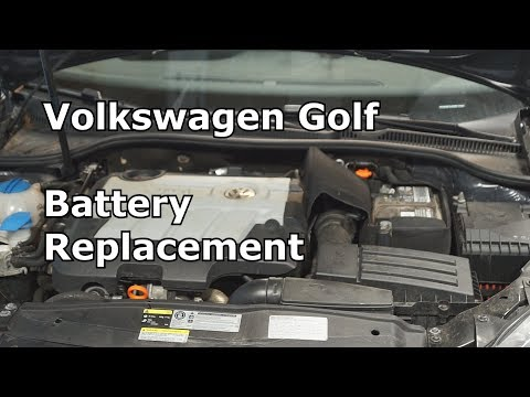 Volkswagen Golf Battery Replacement – The Battery Shop