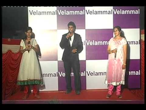 velammal 2ndcultural bb part with western dance by bad boys