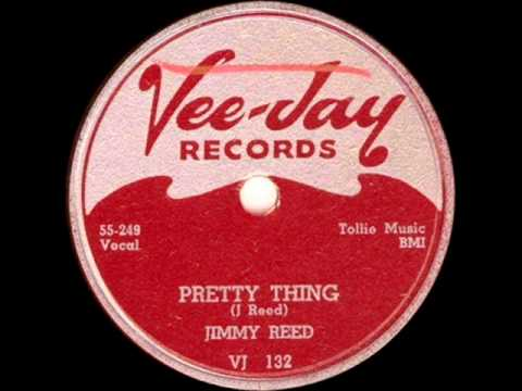 JIMMY REED   Pretty Thing   MAY