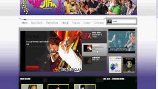 The Y101 Cebu FM Website