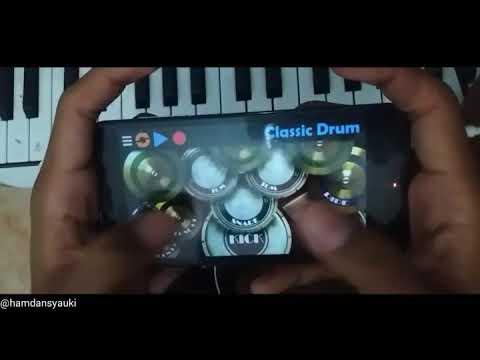 Aldi Maldini - Biar aku yang pergi (Cover Real Drum)