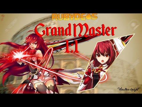 [Elsword] T. Grand Master 1:1 PvP Arena Rank SSS~Star (Season 5) #3