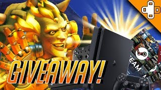 XBOX/PS4 GIVEAWAY! - Overwatch Funny & Epic Moments 365