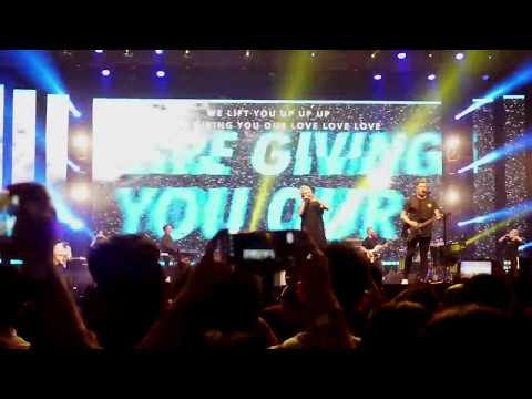 Planetshakers live in Jakarta 2017