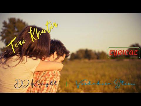 teri-khatir-(lyrical-video)-|-dj-knight-|-verdadera-stern-|-best-romantic-song-2020