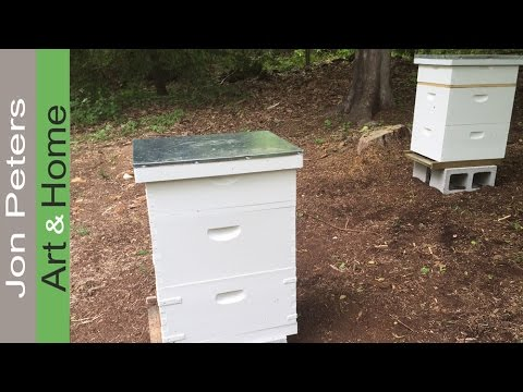 Beekeeping for Beginners – Langstroth Bee Hives.