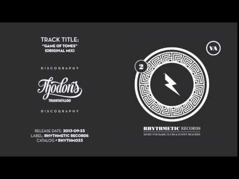Thodoris Triantafillou & Freespirit - Game Of Tones (Original mIx)