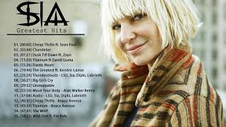 SIA Greatest Hits Full Album 2020 - SIA Best Songs Playlist 2020