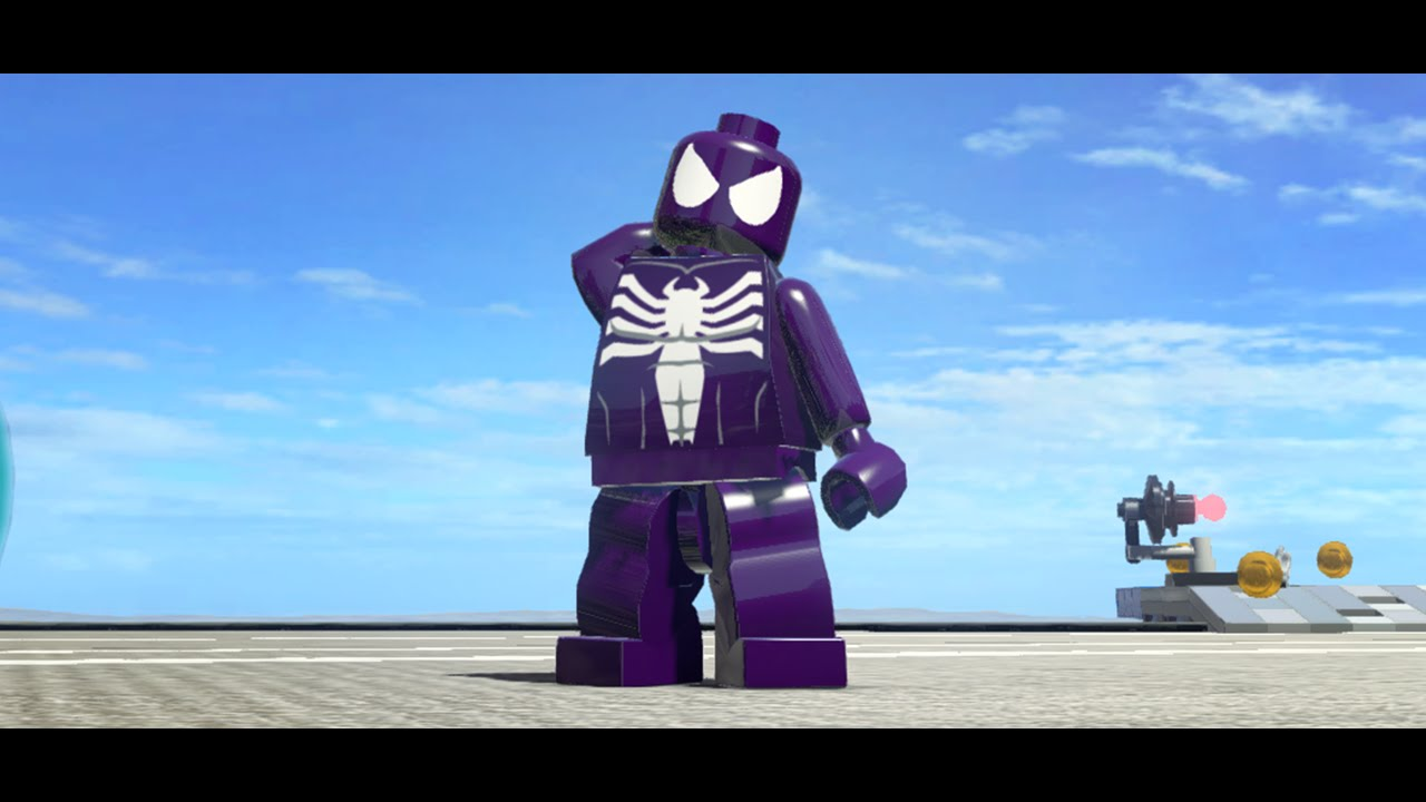 LEGO Marvel Superheroes - Ultimate Spider-Man (MOD) - YouTube