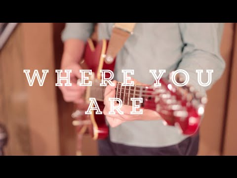 Bryce Merritt • Where You Are | Live From The Simplest Thing