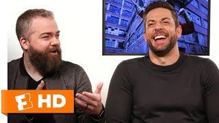 Zachary Levi & David F. Sandberg Pick Their Own Superpowers | 'Shazam!' Interview | Fandango