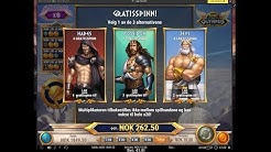 Rise of Olympus - Big Win, Poseidon