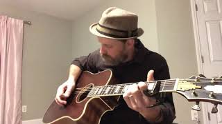 I'd Have to Be Crazy: Willie Nelson Cover