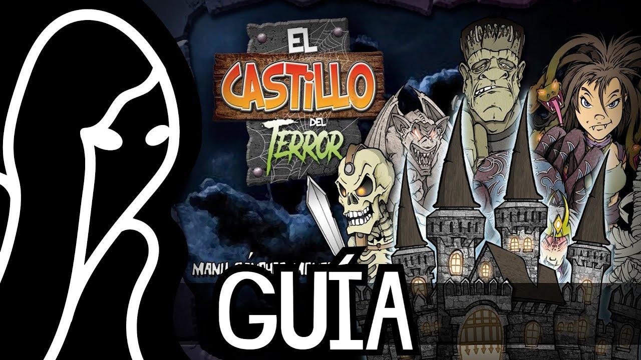 El Castillo Del Terror Guía Como Jugar Youtube