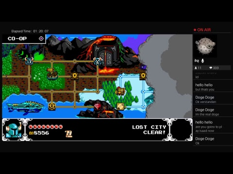 Shovel Knight (1st Play) _ Part 2 _ RIP