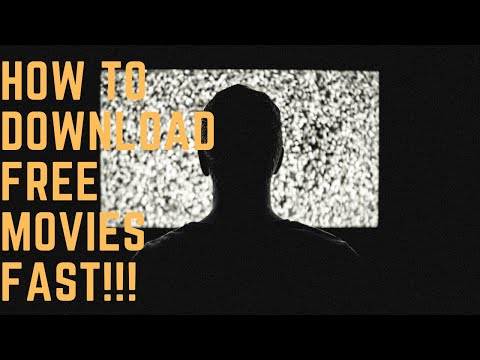 How To Download New Movies Free Fast And Easy!!!!