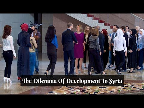 Syria's First Lady Deconstructs The Domestic Dimension Of The War