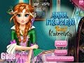 Disney Frozen Games - Anna Frozen Real Haircuts – Best Disney Princess Games For Girls And Kids