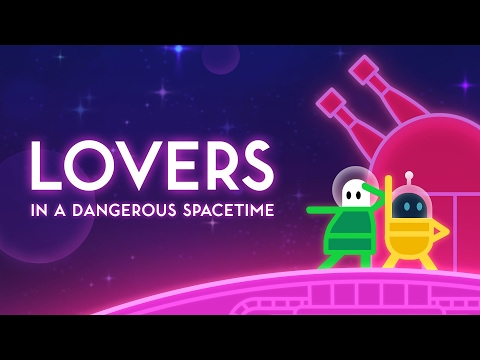 LOVERS IN A DANGEROUS SPACETIME... Sexy Love Games, Day 2 FULL GAMEPLAY