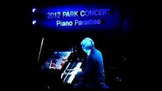 스티브 바라캇 - rainbow bridge(20120908. park concert piano paradiso)
