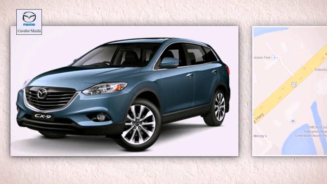 Charming Mazda Dealer Hampton VA | Cavalier Mazda