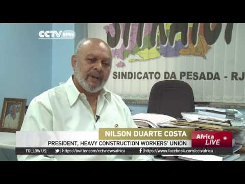 Construction boom ends, fear of unemployment rises in Rio