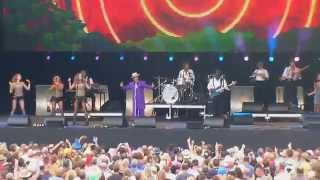 KID CREOLE AND THE COCONUTS 1.   Live  at Rewind  Festival North